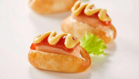 Mini Hot-Dogs